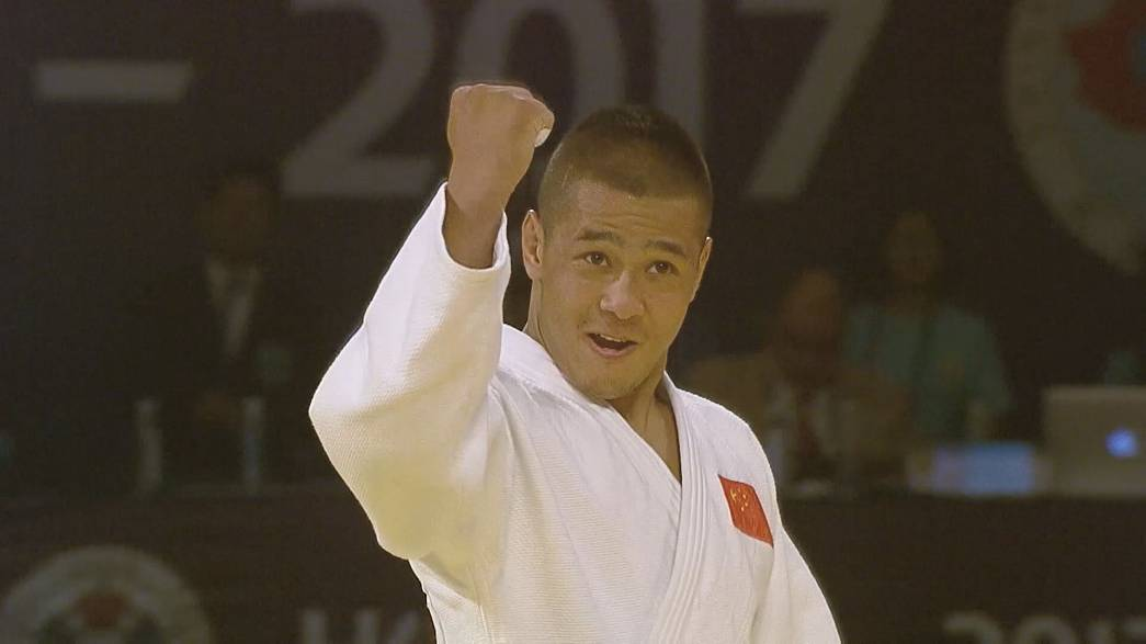 Judo: Another action packed day at the Hohhot Grand Prix 2017