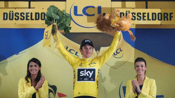 توماس فاتح مرحله نخست تور دو فرانس