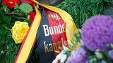 Dernier hommage à Helmut Kohl dans la cathédrale de Spire