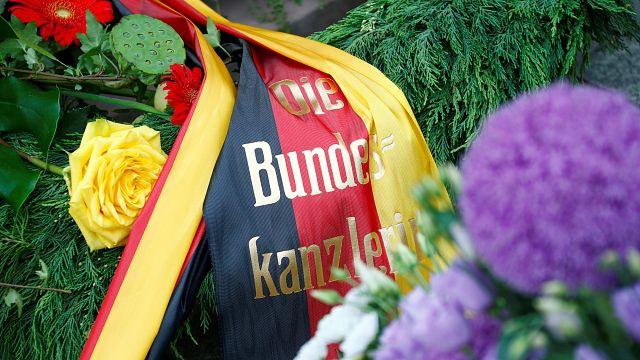 Europe honours German titan Helmut Kohl