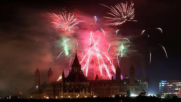 Canadá celebra su 150 aniversario