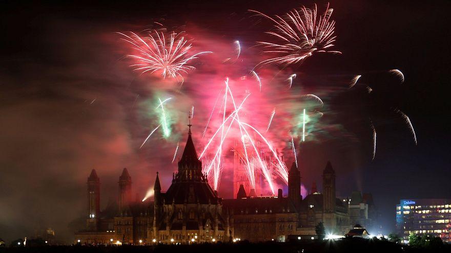 A 150 éves Kanadát ünnepelték