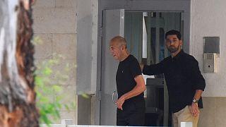 Ex-Regierungschef Olmert vorzeitig aus Haft entlassen