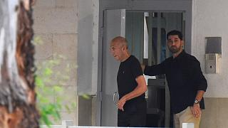 Israel ex-PM Ehud Olmert freed from prison