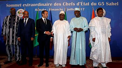 Macron visits Mali to boost regional anti-terrorism force