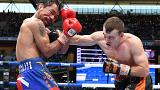 Aussie ex-teacher Horn stuns Pacquiao to win WBO title