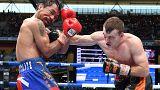 Aussie ex-teacher Horn stuns Pacquiao to win WBO title
