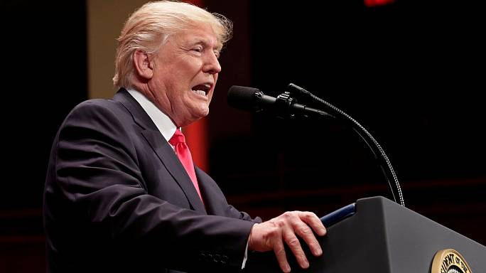 """Trump: """"Én vagyok az elnök, nem ők"""""""