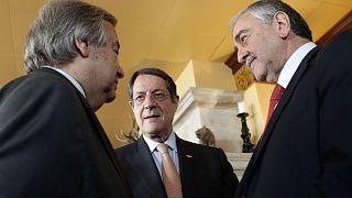 Κυπριακό: Ασφάλεια και εγγυήσεις στο τραπέζι των διαπραγματεύσεων