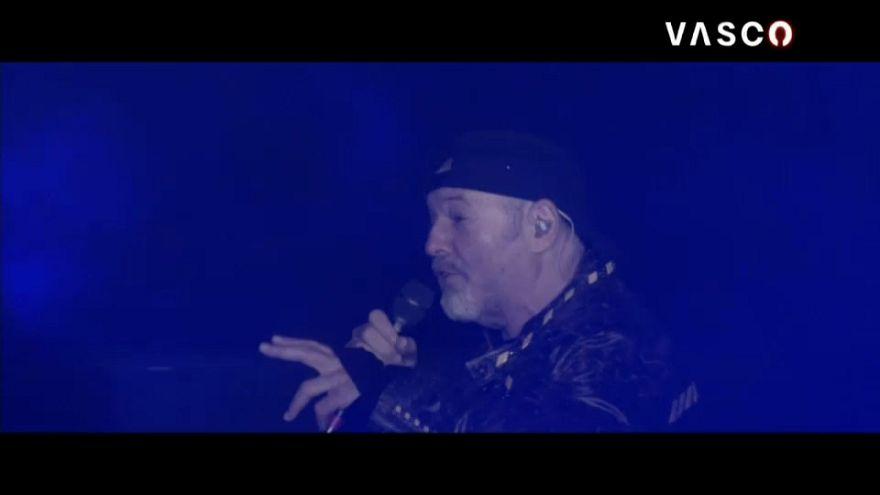 40 Jahre Vasco Rossi: Megakonzert in Modena