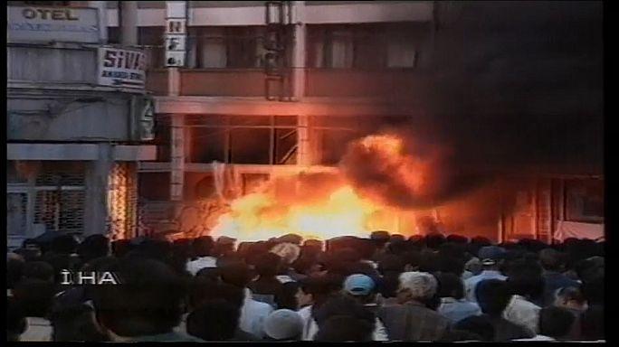 Sivas Katliamı'nın 24. yıl dönümü