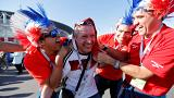 ConfedCup: Chilenische Fans im Finalfieber