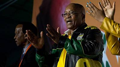 Vote of no-confidence against South Africa's Zuma delayed