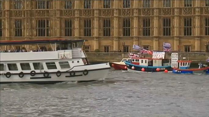 """""""Брексит"""" начинается с рыбы"""