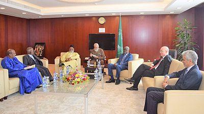 Osinbajo in Addis Ababa for AU Summit