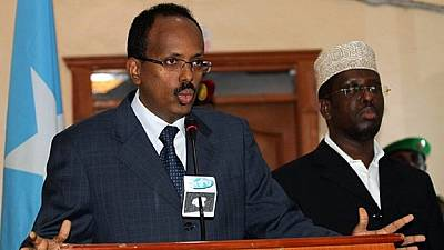 Somali president calls for unity talks with break away Somaliland