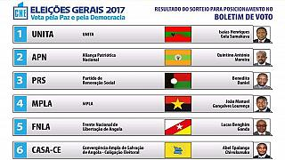 Angola invites 3,000 observers for August 23 general elections