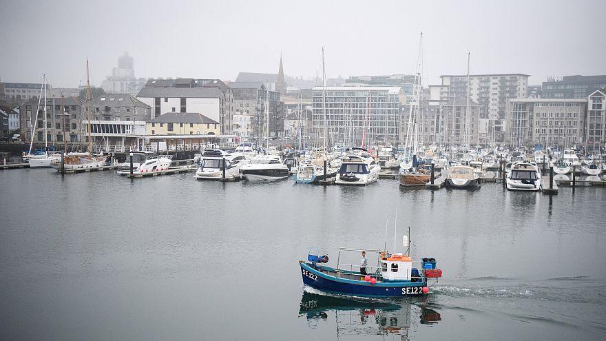 Kein Fisch mehr aus britischen Hoheitsgewässern
