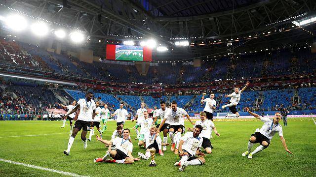 Deutschland gewinnt Confed Cup