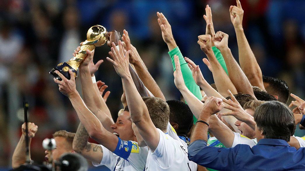 Une Coupe de plus pour l'Allemagne