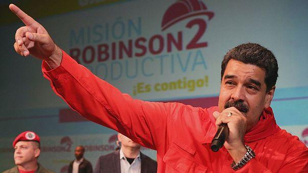 Maduro anuncia un aumento del 50% del salario mínimo