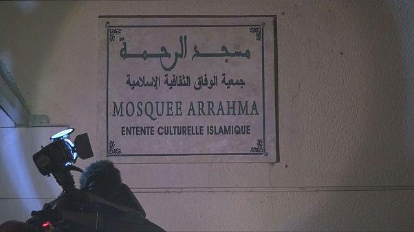 Авиньон: стрельба у мечети