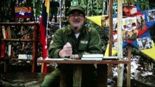 Le chef des FARC victime d'un AVC