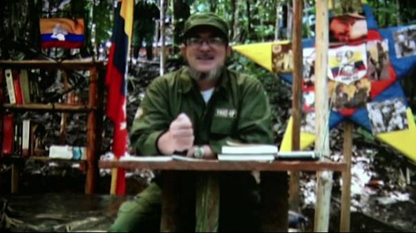 FARC lideri felç geçirdi