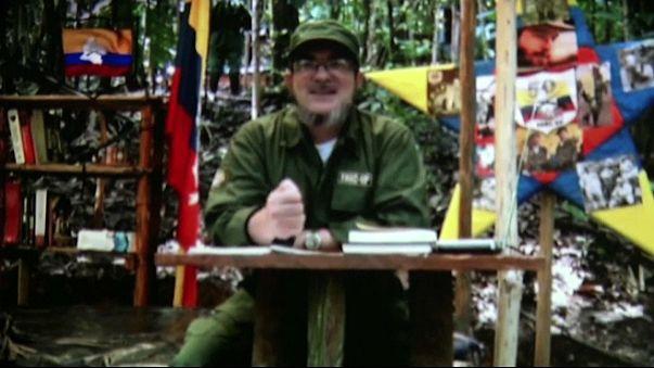 Líder das FARC sofre acidente cerebral