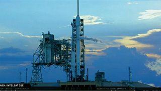 Spazio: torna sulla terra la capsula orbitale 'Dragon', con tonnellate di esperimenti scientifici
