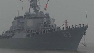 Aumenta a tensão entre e China e EUA