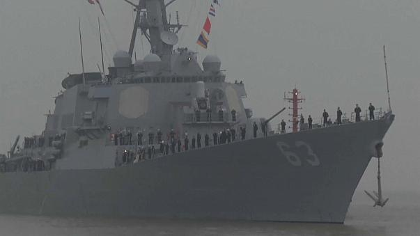 """КНР против """"свободного судоходства"""" США"""