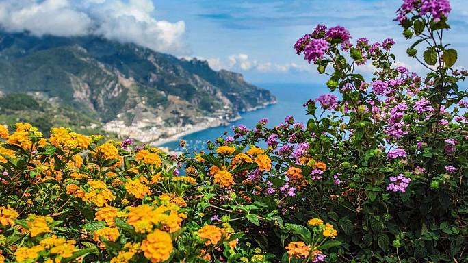 Half a day in Ravello, Italy