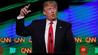 انتشار ویدئوی کشتی ترامپ با سیانان در حساب توئیتری رئیسجمهوری آمریکا