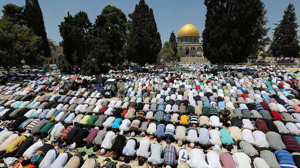 إسرائيل تسمح لنواب الكنيست وأعضاء الحكومة بزيارة باحة المسجد الأقصى