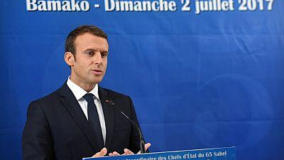 """Otage française au Mali : """"Tous les services de l'Etat mobilisés"""" (Macron)"""