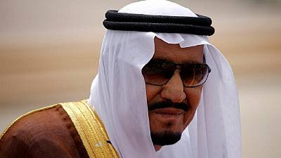 Saudi king distressed by overpraise, orders writer to be suspended