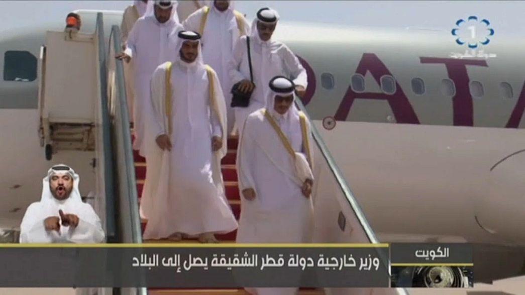 Katar überreicht Antwort auf Forderungen