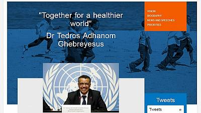 Ethiopia's Tedros takes office: Tasks ahead for the non-physician who leads WHO