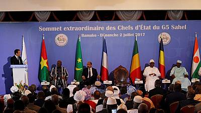 Sahel anti-terrorism force launched, about 5,000 troops to be deployed