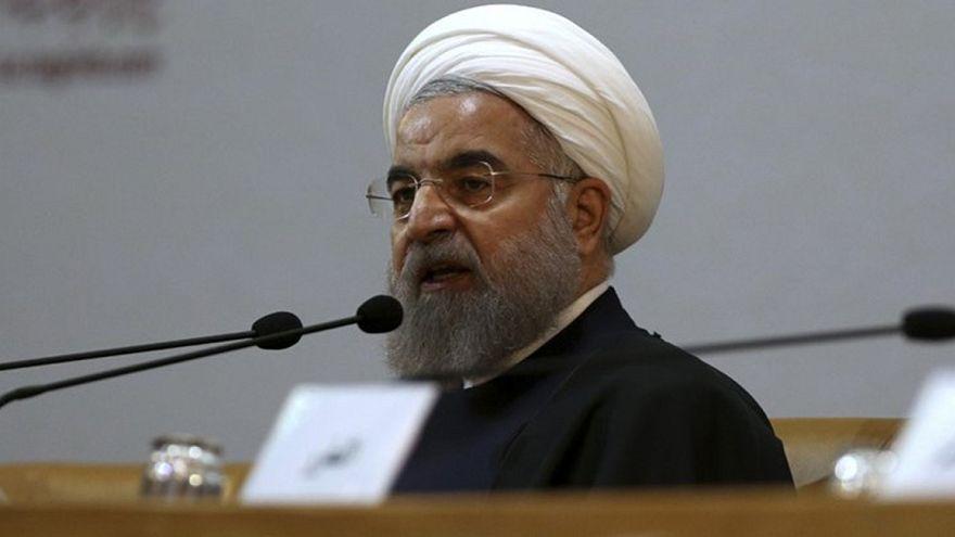 روحانی: بدون همکاری دیگر کشورها نمیتوان بر معضل محیط زیست پیروز شد