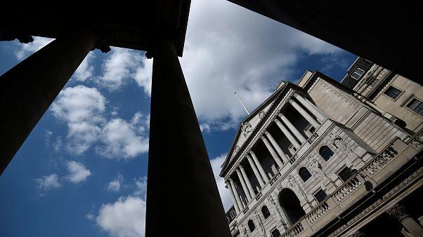 أول إضراب في بنك انجلترا منذ 50 عاما