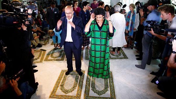 """أردوغان يطالب بغلق مسجد برلين """"اللبيرالي"""" وحلقة جديدة في مسلسل التوتر مع ألمانيا"""