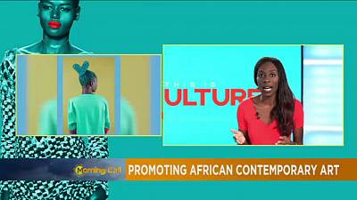 Promoting contemporary African art [Culture on The Morning Call]