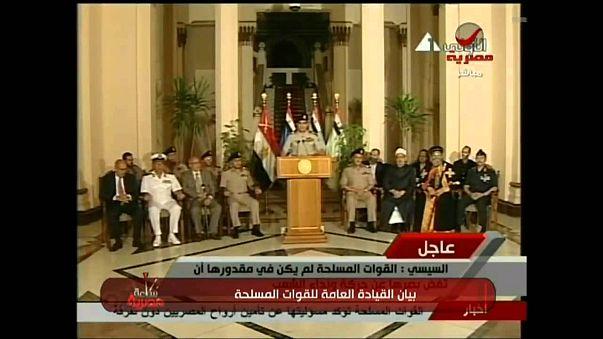 """في الذكرى الرابعة لعزل مرسي.. ماذا تحقق من """"وعود"""" الثالث من يوليو؟"""