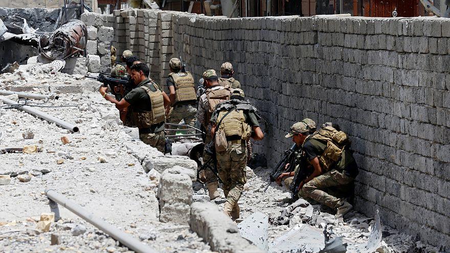 آخرین نفسهای داعش در موصل؛ شهر در آستانۀ آزادسازی کامل