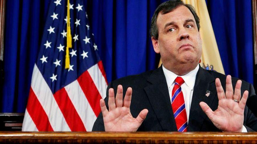 Erwischt: US-Gouverneur Christie sonnt sich an eigens gesperrtem Strand