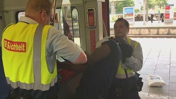 Мюнхен: чернокожего мужчину вытолкнули из поезда