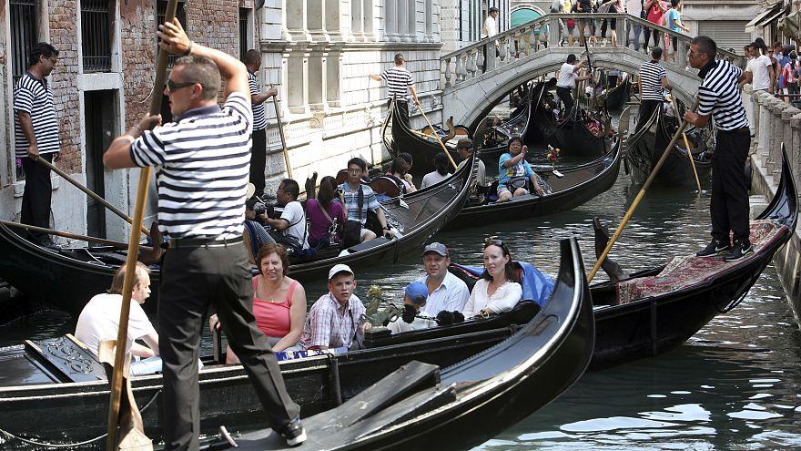 Rund 2000 Demonstranten: Venedig wehrt sich gegen die Touristenflut