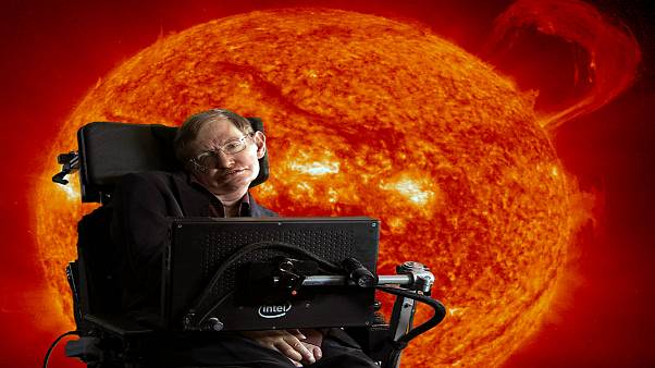 "Stephen Hawking: ""Trump Dünya'yı Venüs'e çevirebilir"""